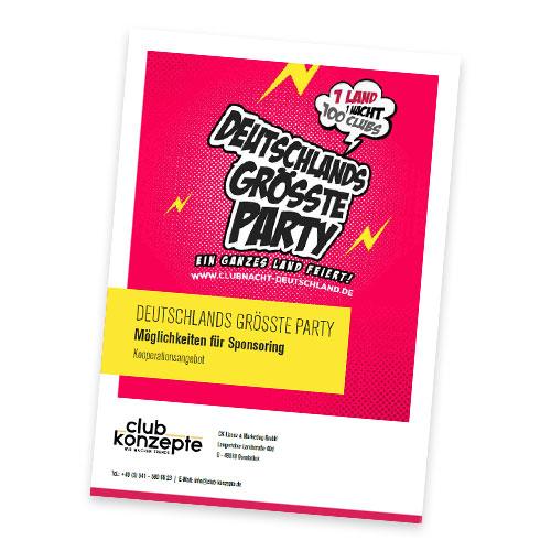 Informationen Deutschlands größte Party